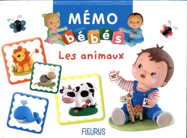 Mémo bébés - Les animaux