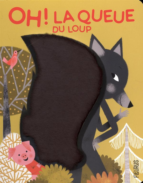 Oh! La queue du loup