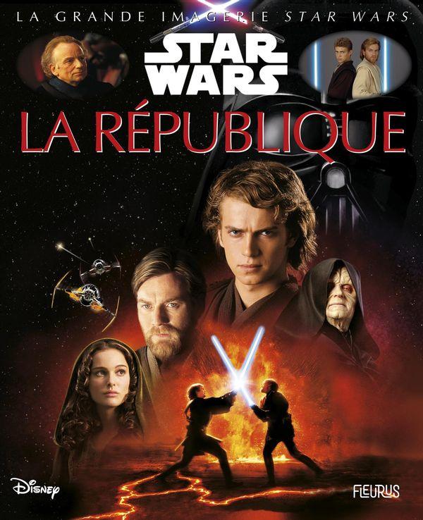 République, épisodes I, II, III La