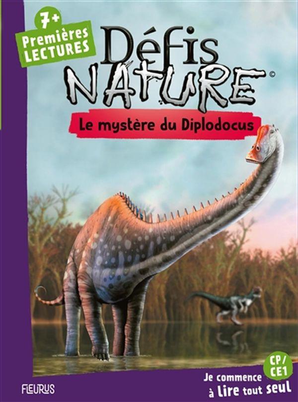 Mystère du Diplodocus Le
