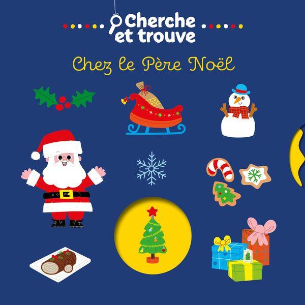 Cherche et trouve - Vive Noël!