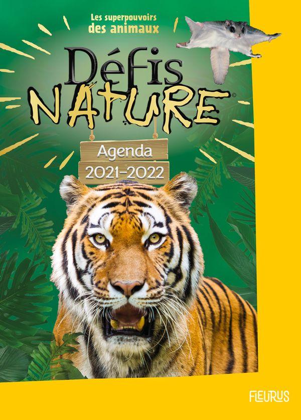 Agenda Défis Nature 2021-2022 - Animaux