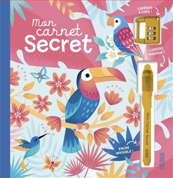 Mon carnet secret - Jungle