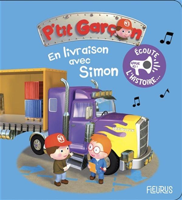 En livraison avec Simon - P'tit Garçon
