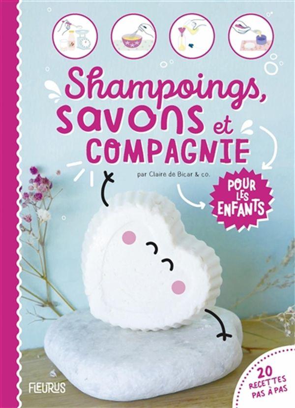 Shampoings, savons, et compagnie pour les enfants