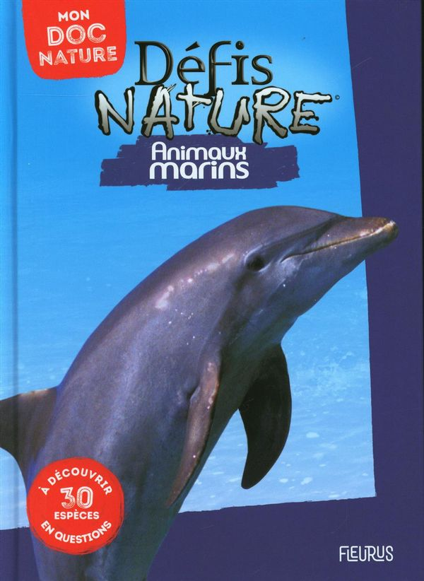 Animaux marins - Défis nature
