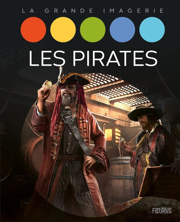 Les pirates - La grande imagerie