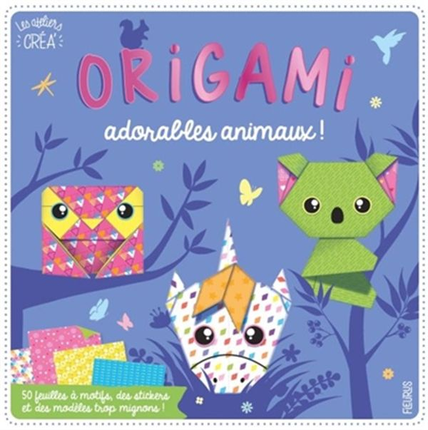 Origami - Adorables animaux