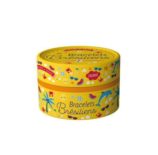 Bracelets Brésiliens : Ma boîte à trésor
