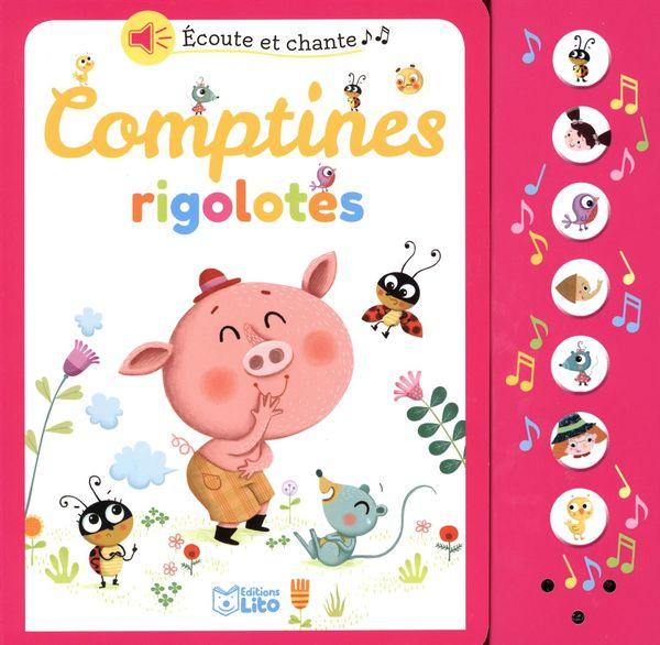 Comptines rigolotes