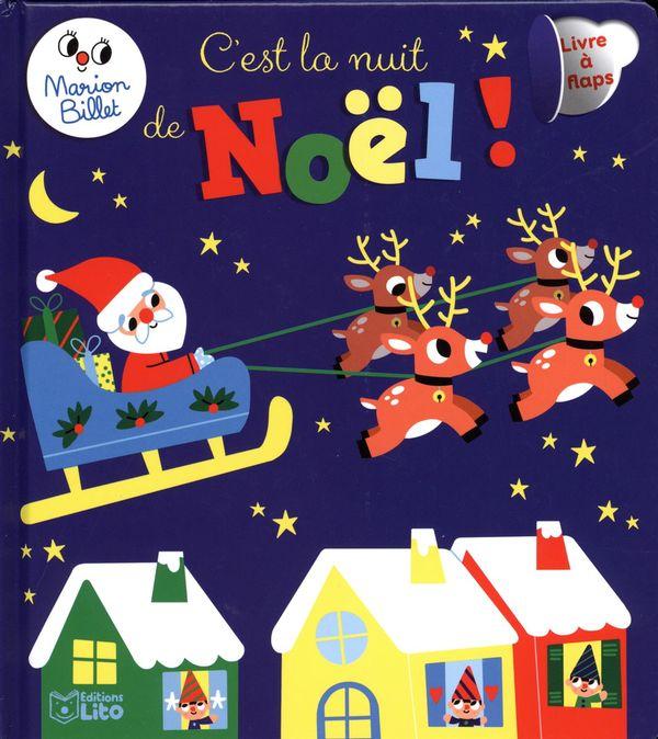C'est la nuit de Noël!