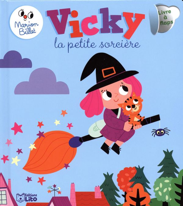 Vicky, la petite sorcière