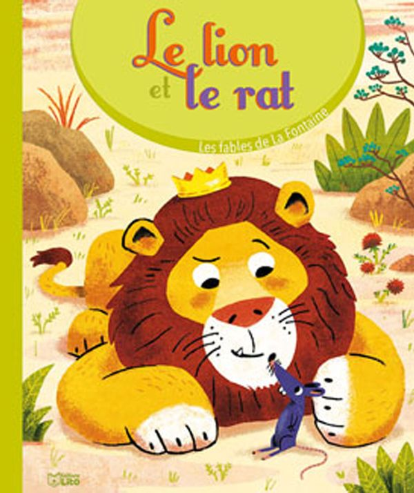 Le lion et le rat distribution prologue - Image le lion et le rat ...