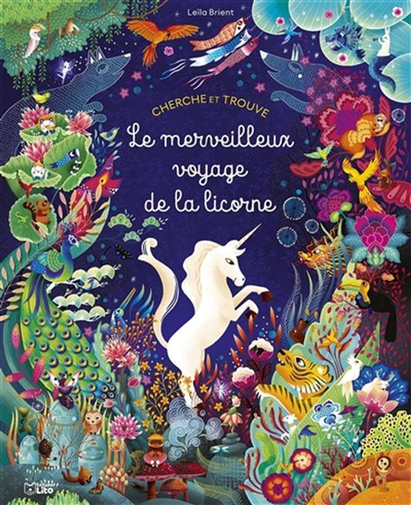 Le merveilleux voyage de la licorne