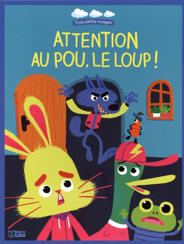 Attention au pou, le loup!