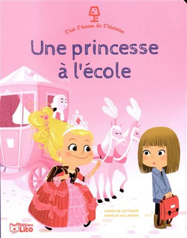 Une princesse à l'école