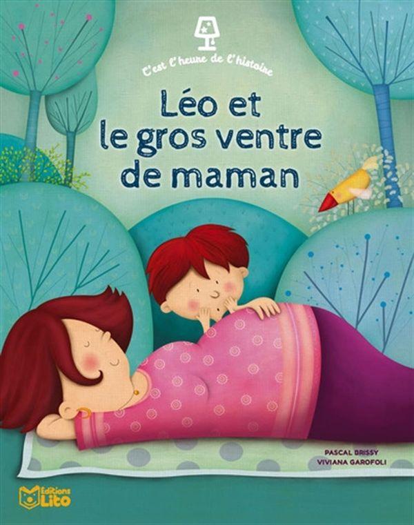 Léo et le gros ventre de maman
