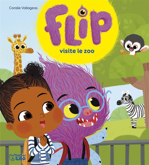 Flip visite le zoo