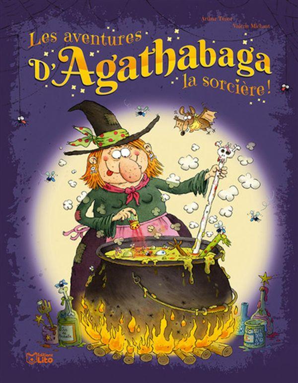 Les aventures d'Agathabaga la sorcière! 02