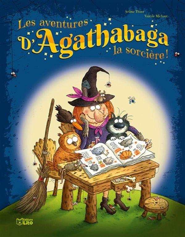 Les aventures d'Agathabaga la sorcière 03