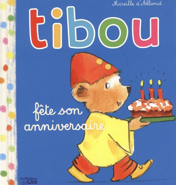 Tibou fête son anniversaire