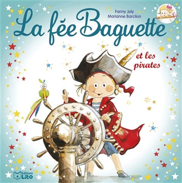 La fée Baguette et les pirates