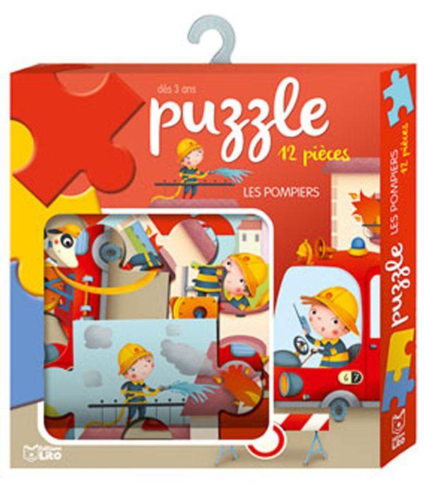 Puzzle : Les pompiers