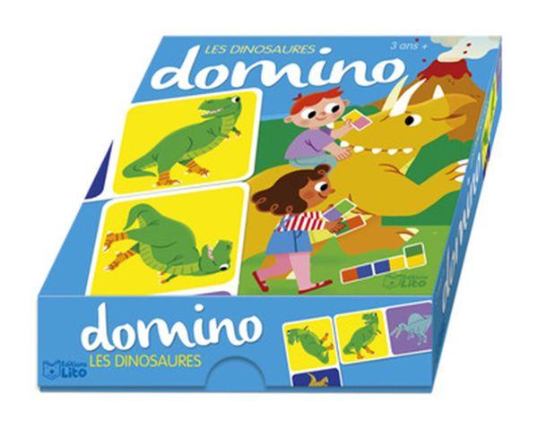 Domino - Les dinosaures