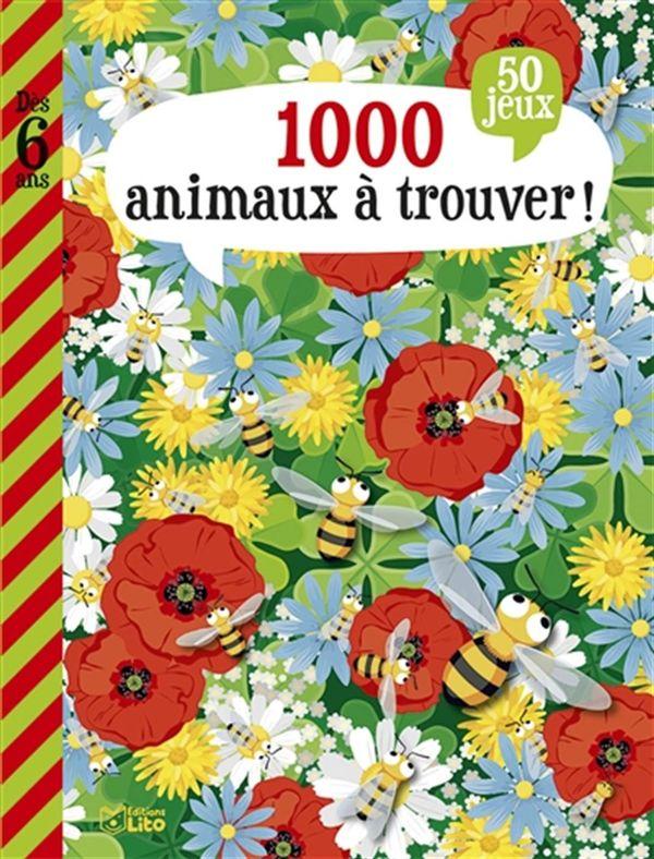 1000 animaux à trouver!