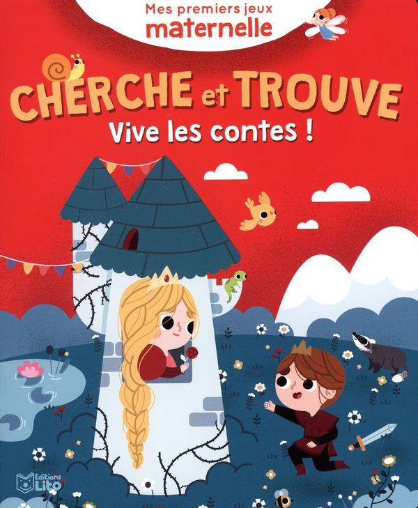 Cherche et trouve - Vive les contes !