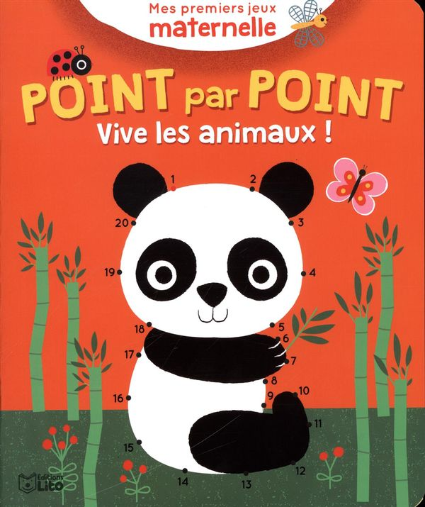 Point par point : Vive les animaux !