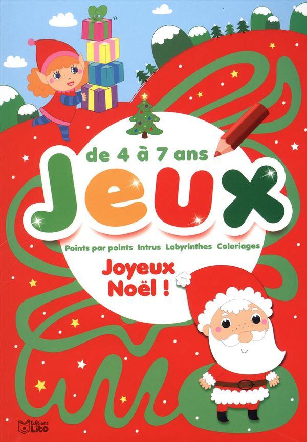 Jeux - Joyeux Noël !
