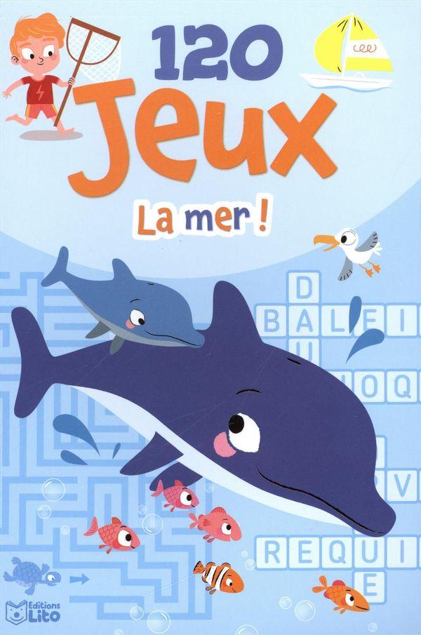 120 jeux - La mer !
