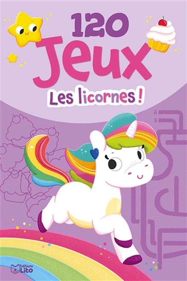 120 jeux - Les licornes!