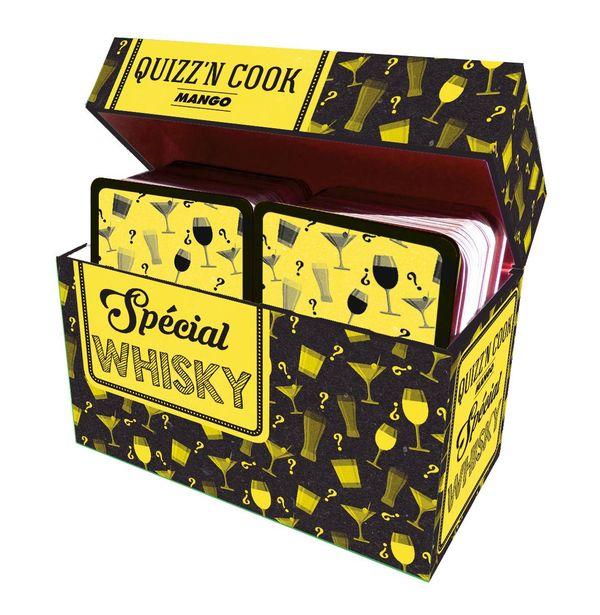 Quizz'n cook Spécial whisky N.E.