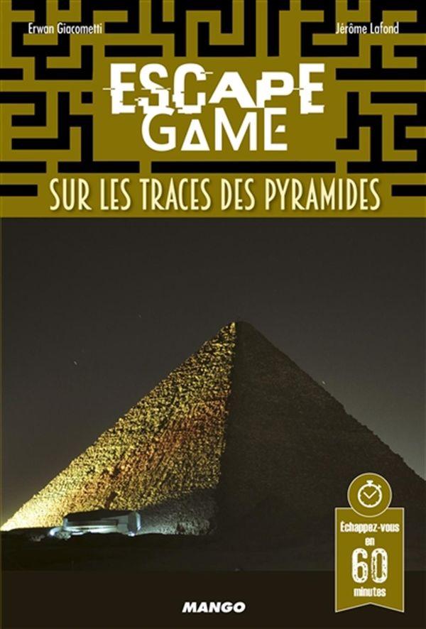 Escape Game Sur Les Traces Des Pyramides Distribution