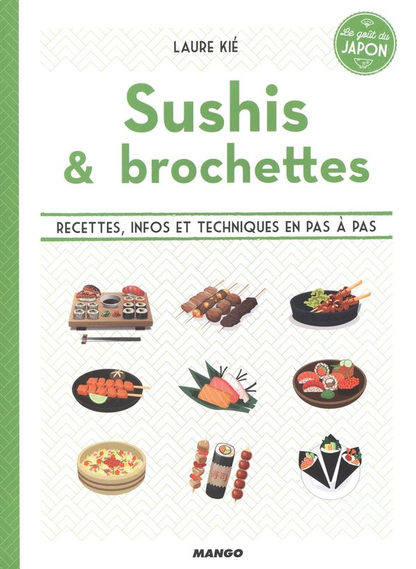 Sushis & brochettes