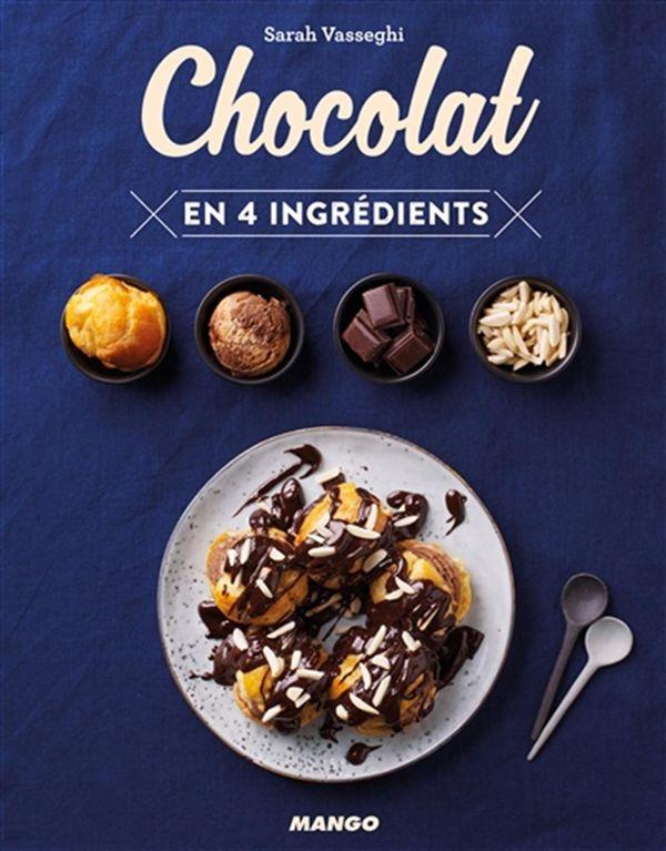 Chocolat en 4 ingrédients