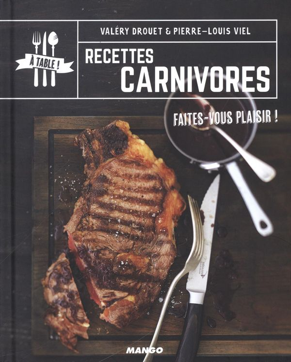 Recettes carnivores