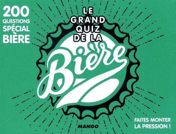 Le grand quiz de la bière