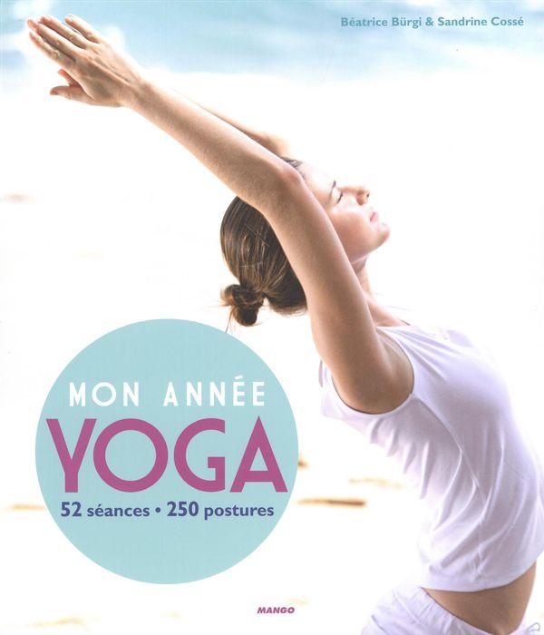 Mon année yoga N.E.