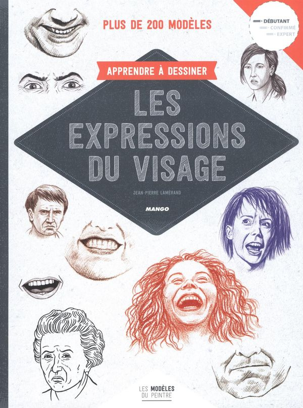 apprendre dessiner les expressions du visage n e distribution prologue. Black Bedroom Furniture Sets. Home Design Ideas