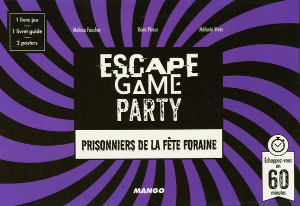 Escape game Party - Prisonniers de la fête foraine