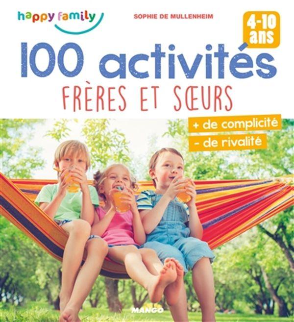 100 activités frères et soeurs