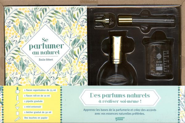 Coffret Se parfumer au naturel