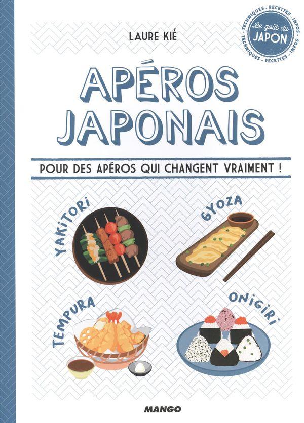 Apéros japonais : Pour des apéros qui changent vraiment!