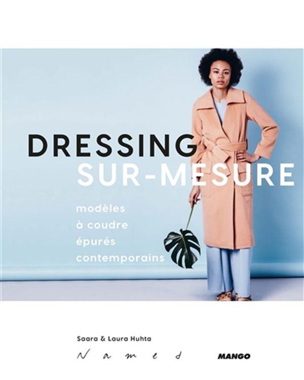 Dressing sur-mesure : modèles à coudre épurés contemporains