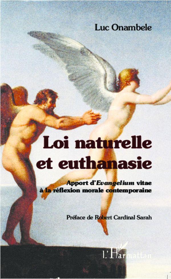 Loi naturelle et euthanasie