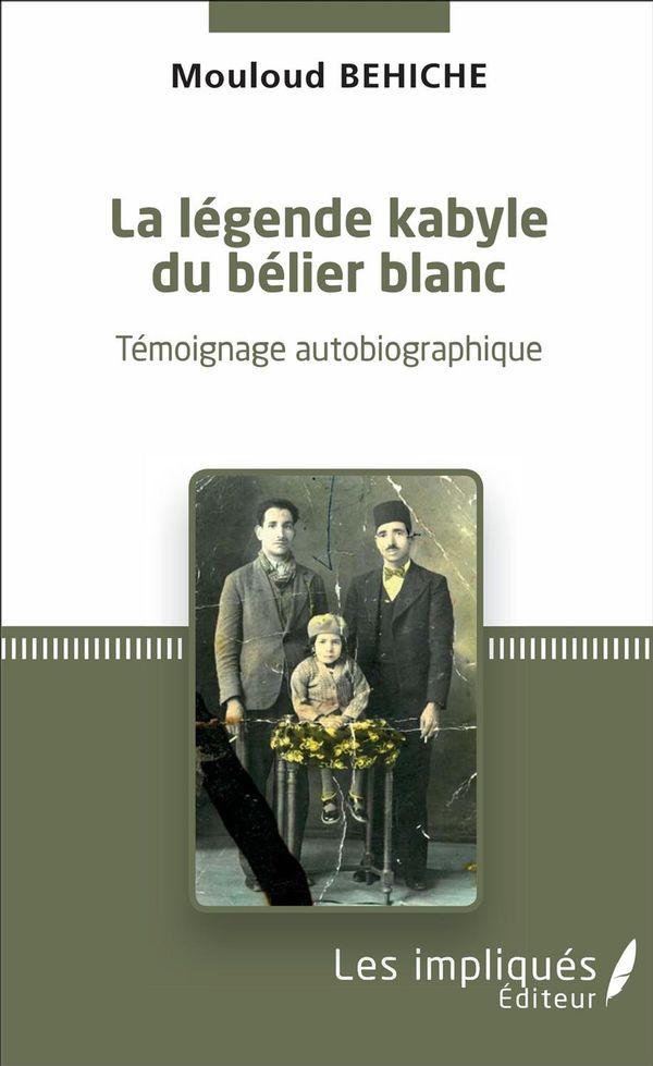 La légende kabyle du bélier blanc