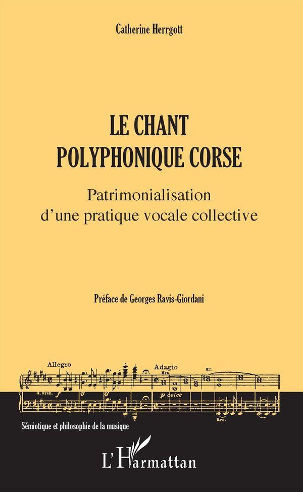 Le chant polyphonique corse
